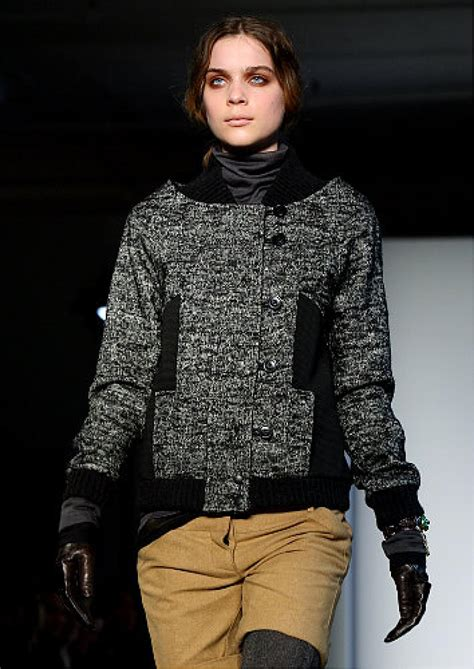 Get The Proenza Schouler Fall 2009 Look With Connection by Proenza Schouler New York Fashion Week Fall 2009