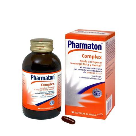 Pharmaton Ginseng pharmaton complex 90 c 225 psulas