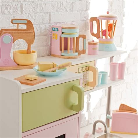 kidkraft 4 pack bundle of accessories play kitchens