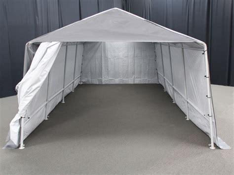 Portable Canvas Sheds by Canvas Shelters And Storage Nw Quality Sheds