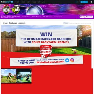 ultimate backyard bbq cash competitions australia