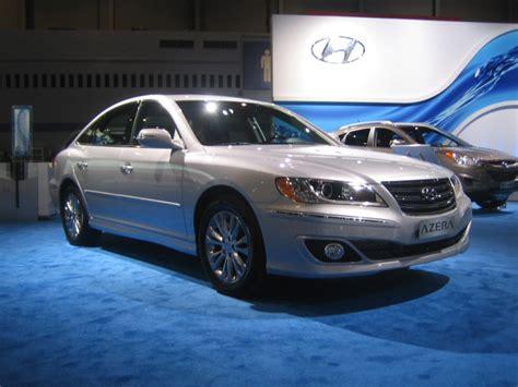 Hyundai Azera Mpg by 2011 Hyundai Azera More Power Higher Mpg Still Comfy