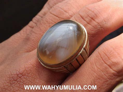 Batu Kecubung Putih Kalimantan ciri madu asli putih kalimantan batu akik junjung drajat putih langka kode 352
