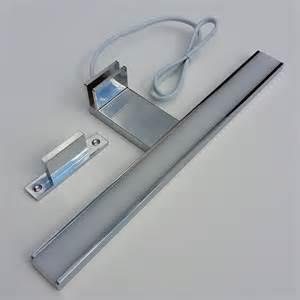 badezimmer discount led spiegelleuchte malina 30cm warmwei 223 schrankleuchte