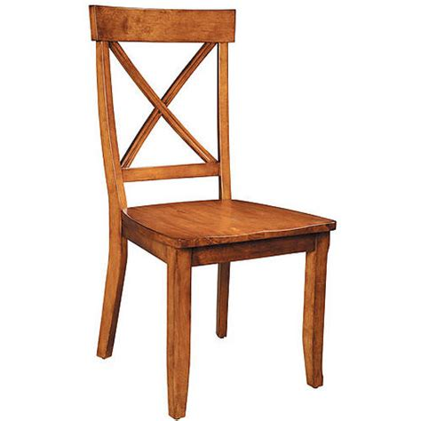 Walmart Chairs Dining Home Styles Dining Chairs Set Of 2 Cottage Oak Walmart