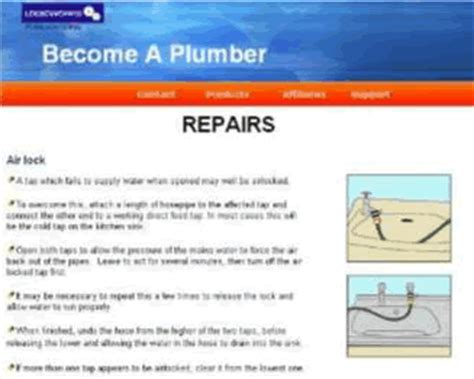 Improve Your Plumbing Skills Or Train To Be A Plumber