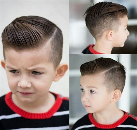 Cool Boy Haircuts 2018 – 101 Boys Haircuts and Boys Hairstyle to Try ...