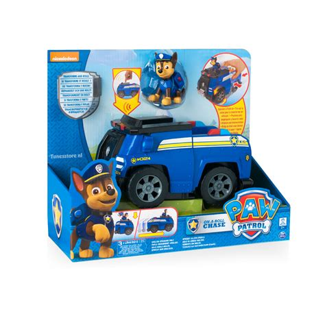 speelgoed paw patrol paw patrol chase deluxe cruiser