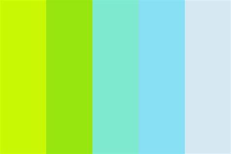 bright color palette bright color palette