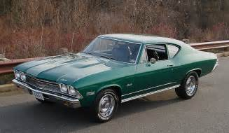 1968 chevrolet chevelle greatest collectibles