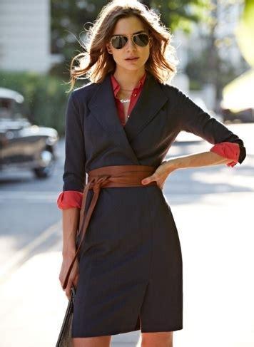 Opi Dress Ovr how to style a wrap dress glam radar