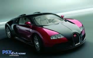 In A Bugatti Bugatti Veyron Wallpaper