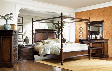 poster canopy bedroom sets legacy classic havana poster canopy bedroom set 0760