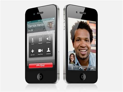 iphone 4 facetime calls won t use cell minutes