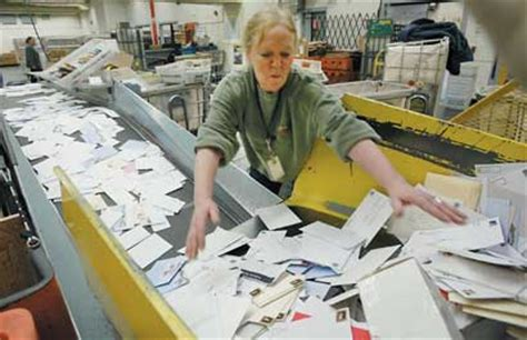 Dewey Post Office by Your Letter Carrier Butte News Mtstandard