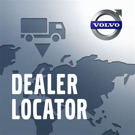 volvo truck dealer locator volvo trucks dealer locator on the app store