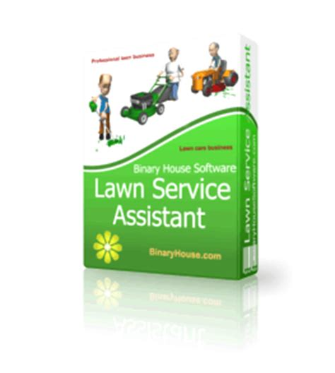 free software lawn service assistant backupcommercial