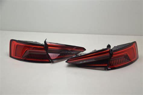 Audi A5 R Ckleuchten by Audi A5 S5 Rs5 F5 Coupe R 252 Ckleuchten Dynamic Led R 252 Cklicht