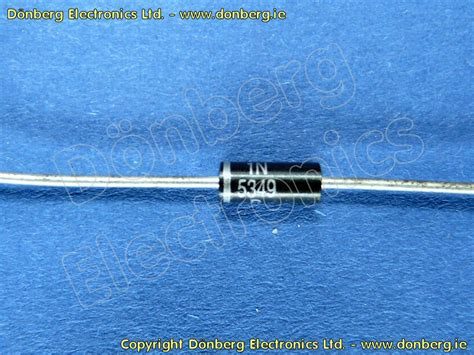 diode 1n semiconductor 1n5349b 1n 5349b zener diode 5w 12v