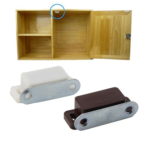 kitchen cabinet door catches small 10x magnetic door kitchen catches cupboard wardrobe