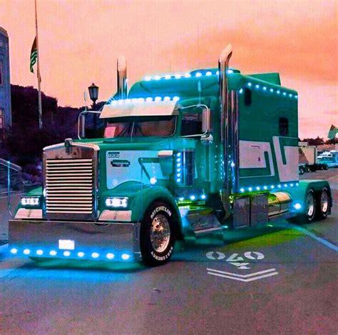 kenworth 18 wheeler for sale 183 best custom big rigs images on pinterest custom big