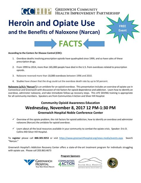 Narcan To Detox Forum by Learn The Facts About Heroin And Opiate Use And The