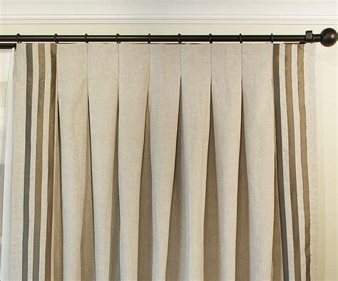 drapery pleats types types of curtain pleats pictures to pin on pinterest