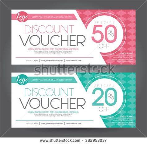 discount voucher template free 17 best ideas about discount vouchers on gift