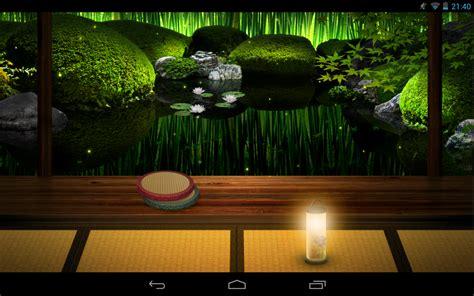 download season zen live wallpaper hd full version android zen garden summer lw apk by uistore net details