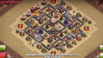 Th7 farming base layout with centralized air defenses click on the