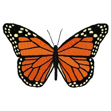 monarch design free monarch butterfly embroidery design annthegran