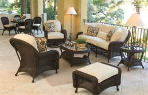 Black Wicker Patio Furniture by Porch Furniture Sets Black Wicker Patio Furniture Sets