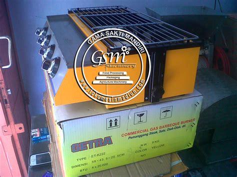 Panggangan Serbaguna panggangan sosis 4 tungku toko alat mesin usaha