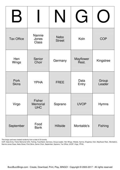 custom bingo card generator template custom bingo cards to print and customize