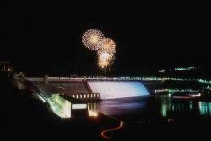 grand coulee dam the best laser show on earth