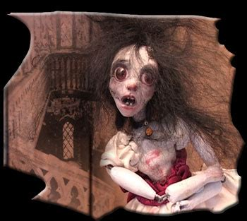 the ghost of annabelle investigating a real haunted doll