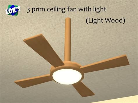 wood ceiling fans with lights second marketplace ceiling fan light maple light