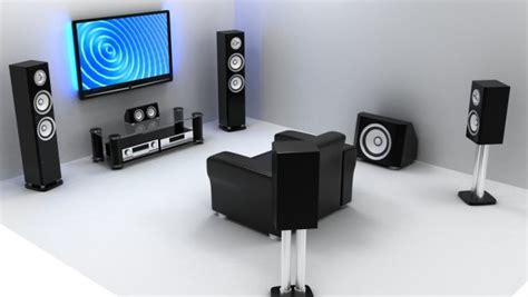 Home Theater Polytron Plus Tv comment placer les enceintes hifi par rapport 224 la position d 233 coute hifi lab