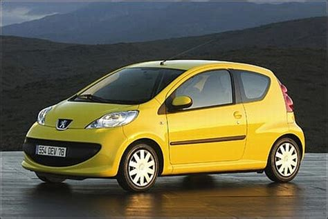 peugeot 101 car peugeot citroen developing small car sedan for india
