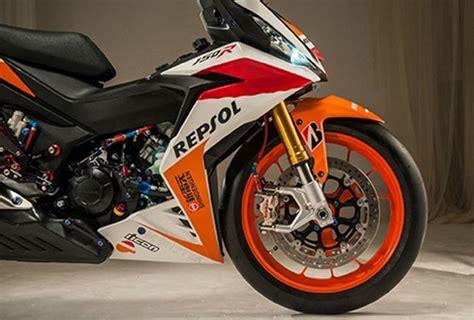 Pirelli City 11070x17 Untuk Yamaha Honda Kawasaki modifikasi honda rs150r bebek dari