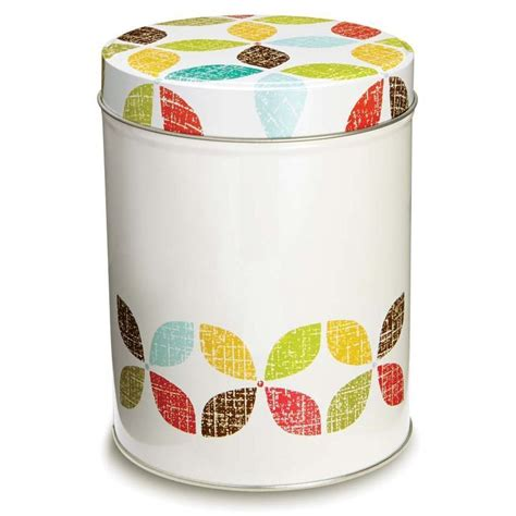kitchen canisters online cooksmart retro kitchen canister cream buy online at qd