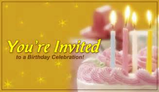 you re invited to a birthday celebration birthday invitations ecard free christian