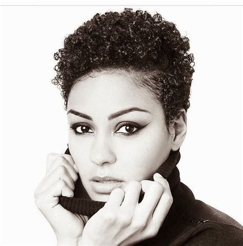 tapered short afro for women tapered short natural cut for women short hairstyle 2013