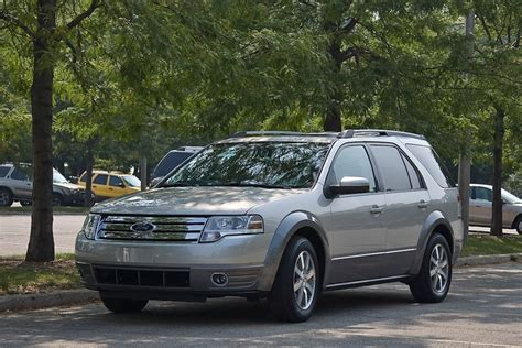 ford taurus 2009 2009 ford taurus x overview cars