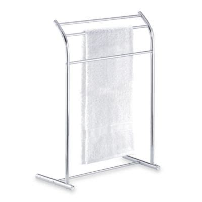 Bathroom Stand by Buy Towel Stands From Bed Bath Beyond