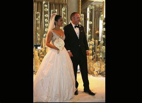 Salma Hayek Is And Engaged by Salma Hayek S Wedding Page 2