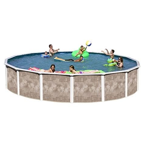 52 inches in feet heritage yo 2452sfp yosemite complete above ground pool