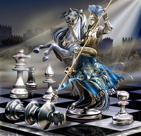 Prity Set By El chess backgrounds wallpaper check mate abstract
