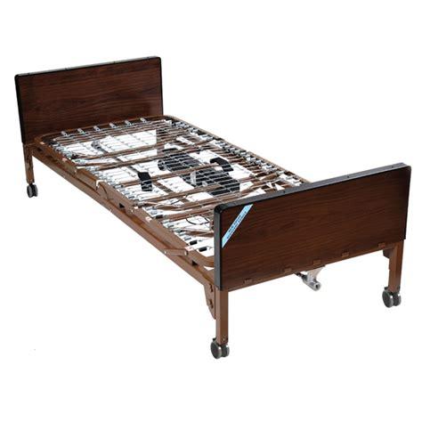 Half Futon by Delta Ultra Light Electric Bed Half Rails 80 Inch