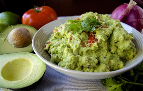 Lifestylefood A Delicous Guacamole Recipe by The Best Guacamole Recipe